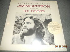 Doors - An American Prayer vinyl LP record NEW sealed RARE Jim Morrison