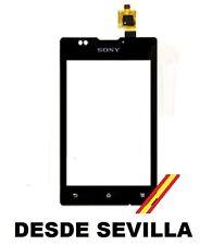 Pantalla tactil Para SONY ERICSSON XPERIA E C1505 Cristal + Digitalizador Touch