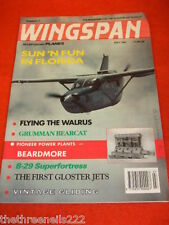 WINGSPAN # 79 - VINTAGE GLIDING - JULY 1991