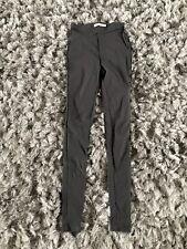 Grey Leggings Jeggings  Size Xs