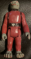 Red Snaggletooth 1978 Kenner Star Wars Vintage Action Figure No Repro