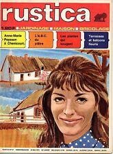 Mag rustica 1970: ANNE-MARIE PEYSSON à Chenicourt
