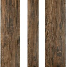 Vinyl Plank Flooring Self Adhesive Peel And Stick Rustic Wood Grain Floor 10 Pcs
