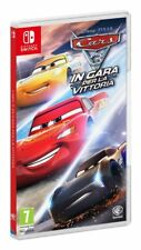 Cars 3  NINTENDO SWITCH