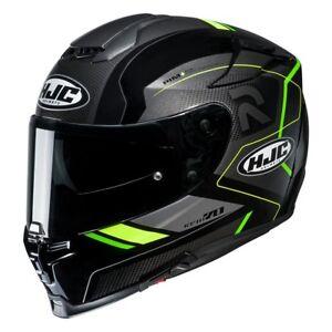 Casco Helm Casque Helmet HJC RPHA 70 COPTIC MC4H FLUO 2019 taglia M