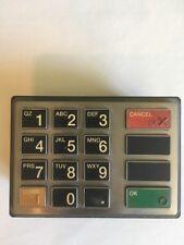 Diebold Epp4 Keyboard English Pn: 00-104537-000b