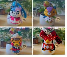 Hand Crocheted Animal Crossing Plushie (Judy, Daisy Mae, Celeste, Stitches)
