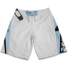 Oakley Destroyer Short Mens Size 32 M White Boardies Swim Beach Board Shorts