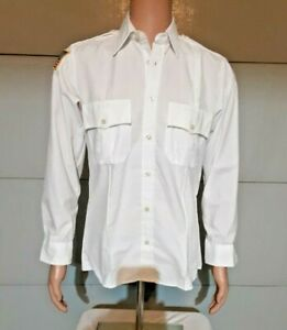 Horace Small SP36, Sentinel, Size Small, Long Sleeve Shirt w/Patches