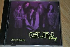 GUN SHY After Dark CD 2004 PERRIS HELIX heavens edge HURRICANE melodic hard rock