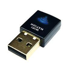 WiFi Nation mini 802.11ac AC600 USB adapter, Realtek RTL8811AU