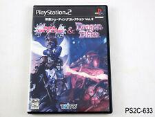 Saikyo Shooting Collection Sol Divide & Dragon Blaze Playstation 2 Japanese C