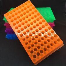 0.5ml, 1.5ml, 2ml Micro Centrifuge Tube Rack, Holder, box, Double Side, 96 well