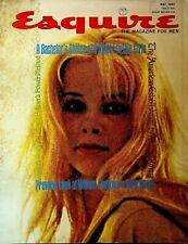 Esquire Magazine May 1962 William Faulkner Joan Crawford Arnold Palmer