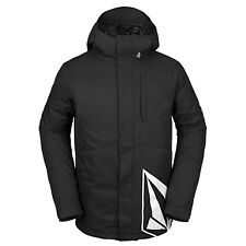VOLCOM Mens 2021 Snowboard Snow 17FORTY INSULATED JACKET Black