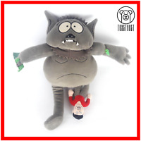 Scuzzlebutt Limited Edition Soft Toy South Park Character Vintage Plush A2