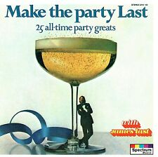 (CD) James Last – Make The Party Last. 25 All-Time Party Greats...