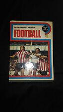 David Coleman du monde de football (1974) Vintage Soccer HB