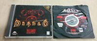 DISCS ONLY NO KEY PLEASE READ Diablo 1 & 2 I/II One/Two PC Game Lot CD ROM