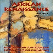 African Renaissance: Volume 3 (South Sotho & Tswana) 2 CD SET