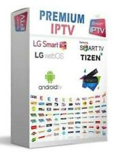 Ip * tv smarters pro 12 month subscription (✔ m3u ✔ smart tv ✔ android ✔ mag)