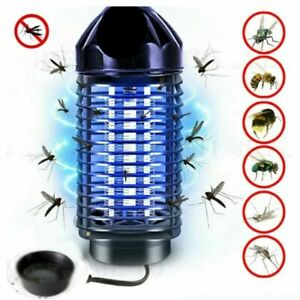 Electric Fly Trap Pest Insect Device Flies Mosquito Killer Catcher Flycatcher