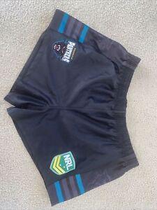 NRL Penrith Panthers Football Shorts Mens Size XL