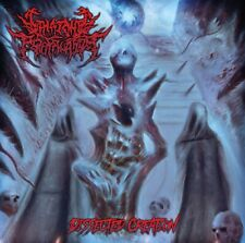 CATATONIC PROFANATION - Dissected Creation Devourment Guttural Secrete Kraanium