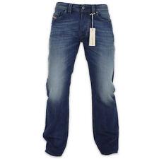 Jeans da uomo lunghi blu Taglia 36
