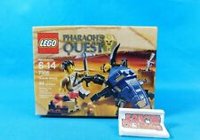 Lego 7305 Pharaoh's Quest Scarab Attack 44 Pieces Sealed in Box