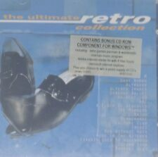 """V/A """"THE ULTIMATE RETRO COLLECTION"""" Rare 1997 18Trk CD *Kids In The Kitchen *ABC"""
