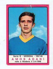FIGURINE  CALCIATORI PANINI 1967/68   MODENA   ADANI    DA  RECUPERO