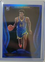 2021 Certified Basketball James Wiseman Blue Parallel Rookie Refractor SP RC