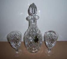 Clear Georgian Crystal Glass