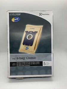 Type S Vacuum Cleaner Bags By Electrolux Homecare Products 5pk