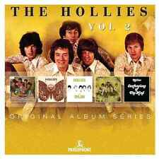 The Hollies ORIGINAL ALBUM SERIES VOL 2 Evolution SING DYLAN Butterfly NEW 5 CD