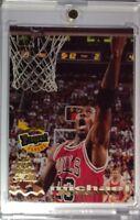 Michael Jordan 1993-94 Topps Stadium Club NBA FINALS/SUPER TEAM  #181