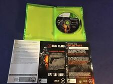 Battlefield 3 - Limited Edition - Xbox 360!! Tested Works 100% Clean !! L@@K!!