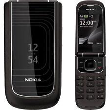 TELUS BLACK NOKIA FOLD 3710 CELL PHONE FLIP FLOP CAMERA CELLULAR MOBILE HSPA GSM