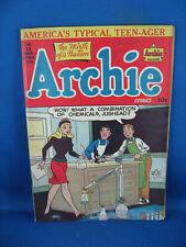 ARCHIE COMICS 31 VG 1948