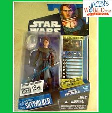 ANAKIN SKYWALKER CW07 ACTION FIGURE 2010 STAR WARS THE CLONE WARS