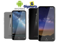NOKIA SMARTPHONE 2.2 DISPLAY 5,7'' 4G LTE STEEL - black 32GB+3GB ANDROID ONE