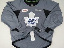 Practice Used Reebok Toronto Maple Leafs NHL Pro Stock Hockey Player Jersey 58