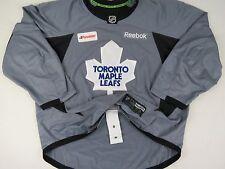 Practice Used Reebok Toronto Maple Leafs NHL Pro Stock Hockey Player Jersey 58