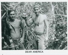 DEAR AMERICA : LETTERS HOME FROM VIETNAM  1987 5 VINTAGE PHOTOS ORIGINAL LOT