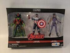Marvel Legends Series Set: Vision, Sam Wilson Captain America, Lady Hawkeye NIB