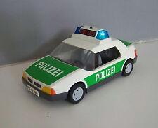 PLAYMOBIL (K4105) POLICE - La Voiture de Patrouille avec Gyrophare 3903