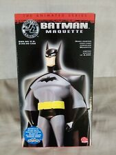 * Justice League Animated Batman Maquette 347/8500 Statue DC Direct NEW SEALED