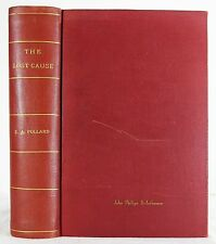 1866 THE LOST CAUSE SOUTHERN HISTORY OF THE CIVIL WAR OF THE CONFEDERATES 1ST ED