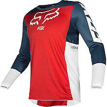 FOX 2019 180 PRIZM NAVY/RED JERSEY LARGE FO21728248L